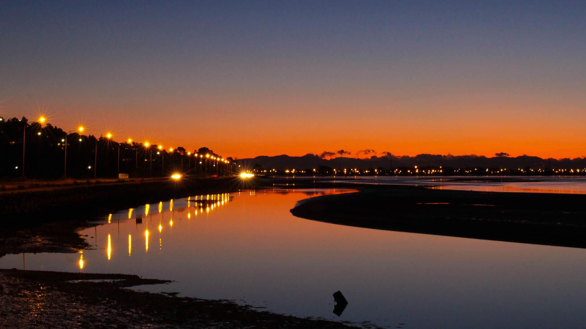 Chch Sunset